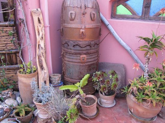 Casa Guapa de Tamuziga: Nadine's imagination