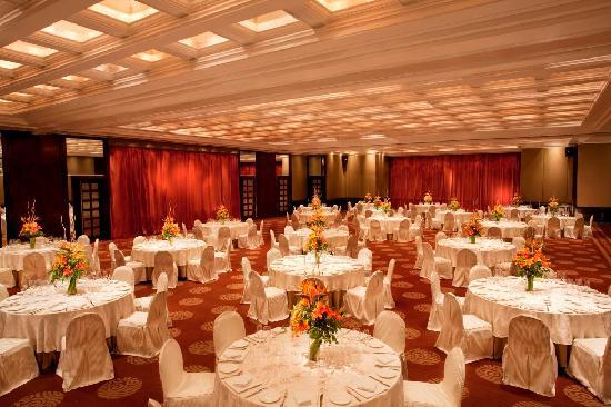 Hyatt Regency Delhi: The magnificent Regency Ballroom is the perfect place for social events with a pre-function area