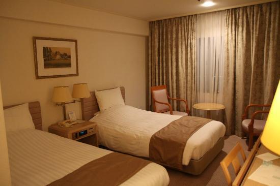 Kyoto Century Hotel: Double room 26500 yen