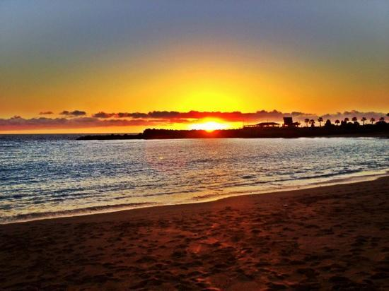 Playa de Amadores: Playa Amadores