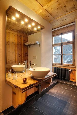 Hotel Ducan : Badezimmer