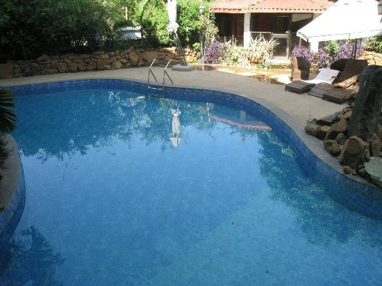 Swimming Pool Picture Of Ravine Hotel Panchgani Tripadvisor