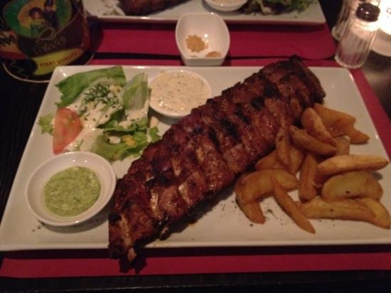 Ribs 'n Beer: traditional flavour