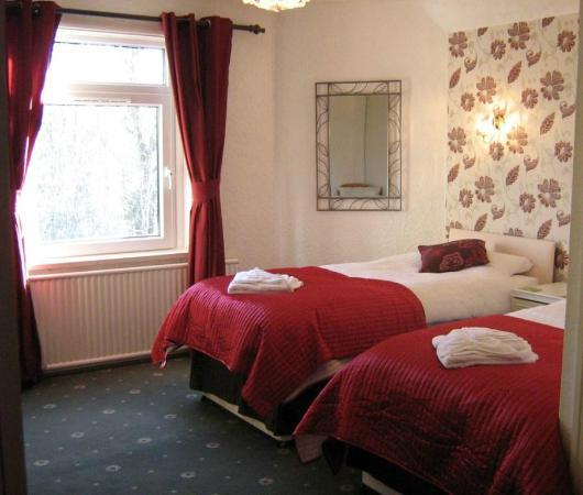 Netherdale Guest House: Netherdale Accommodation