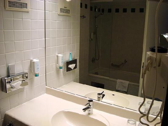 Austria Trend Hotel Donauzentrum Wien: Bathroom