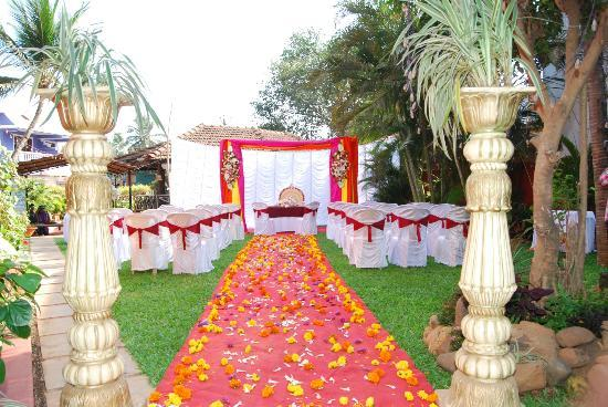 Kingstork Beach Resort: Our Wedding Venue