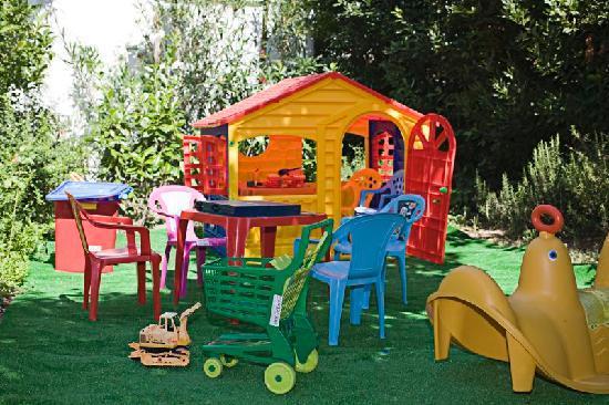 All'Arcangelo Michele: baby garden