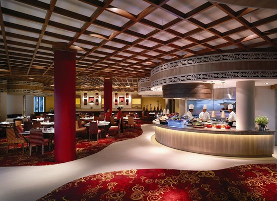 Shangri-La's Rasa Sentosa Resort & Spa: Casserole Restaurant at Dine on 3