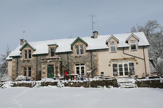 Braeriach Guest House: full building