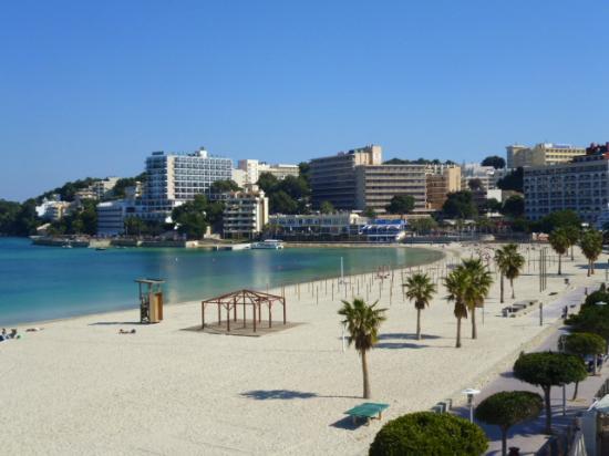 Hotel Son Matias Beach: Wonderful view