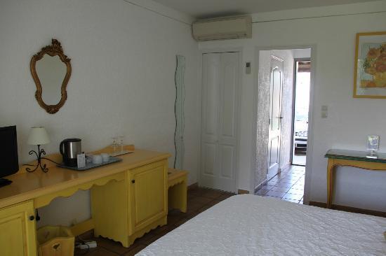 Hotel La Tramontane : camera
