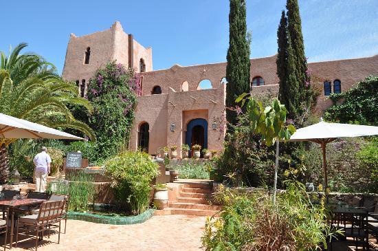 Le Jardin des Douars : La maison principale