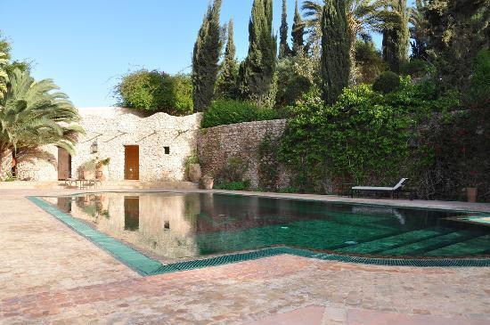 Le Jardin des Douars : La superbe piscine Enfants