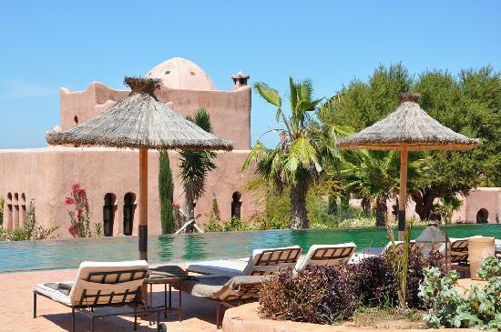 Le Jardin des Douars : La piscine Adultes