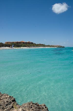 LABRANDA Varadero Resort: The bay in front of the main complex