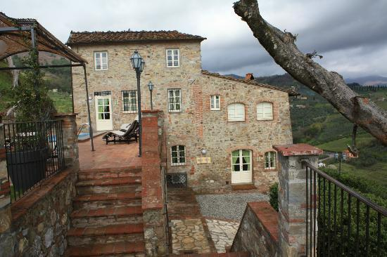 Castello di Mammoli: Restored building - very special!
