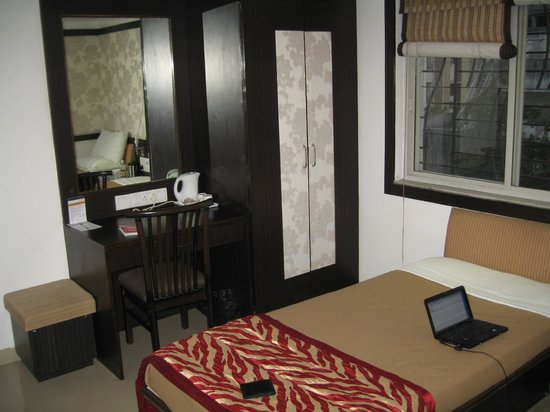 Atithi Inn : Bedroom