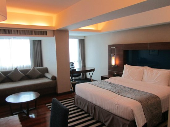 Legacy Suites Sukhumvit by Compass Hospitality : Bedroom