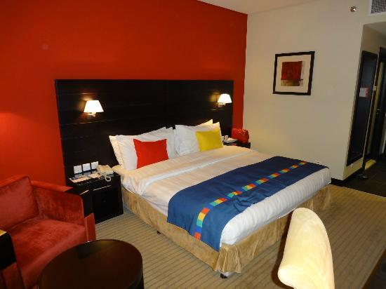 Park Inn by Radisson Al Khobar: Business Friendly Room