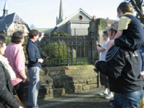 Guide Derry Italiano: Sant' Agostino