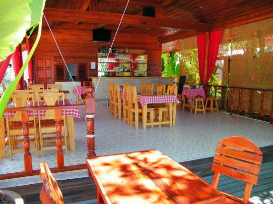 Cyana Beach Resort: Restaurant