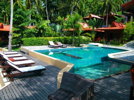 Cyana Beach Resort: Pool
