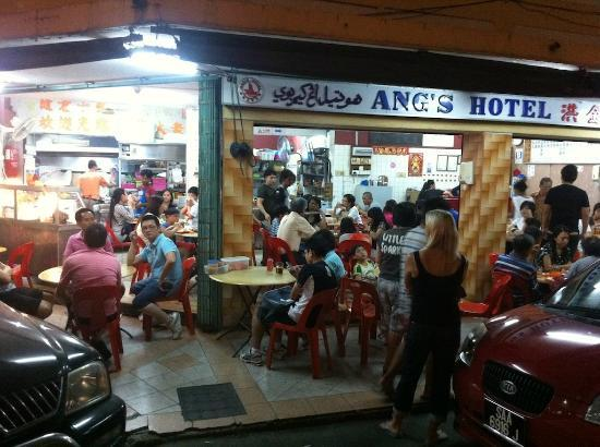 Kedai Kopi Fatt Kee: Great atmosphere