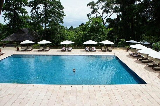 The Datai Langkawi: The Main Pool
