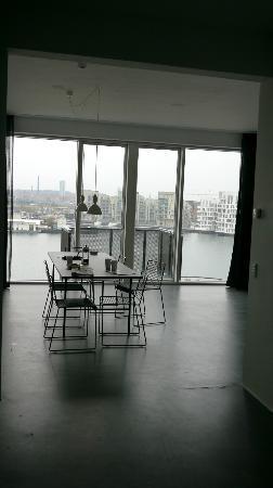 STAY Copenhagen: Loft: Living/Dining/Sleeping