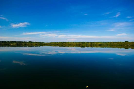 Starfish Cove: Fantastic lagoon