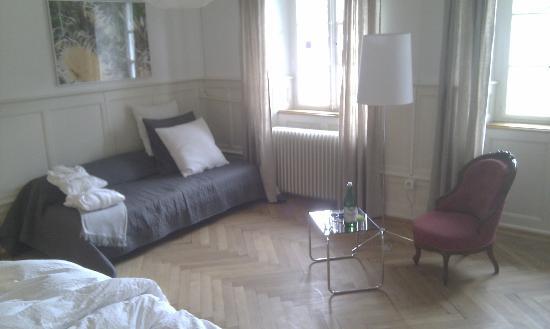 Gasthaus Kreuz: Zimmer