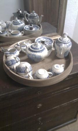 Gasthaus Kreuz: Tee zum Selbstaufsetzen