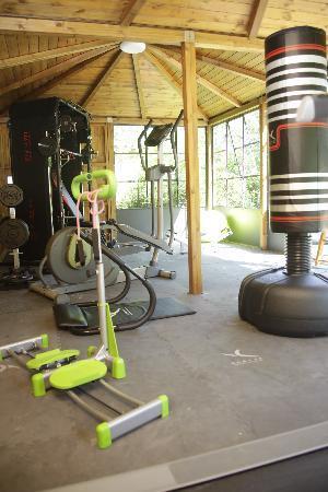 Domaine de Rasigous fitness