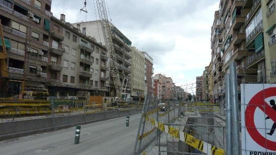 Rallye: Avenue de l'hotel