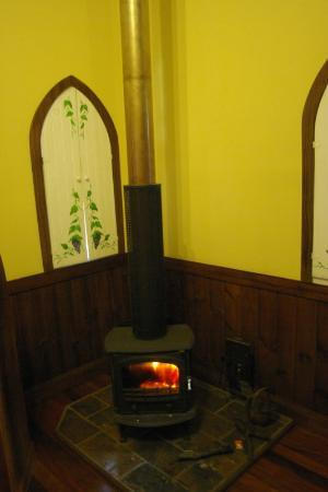 Lisson Grove: Fire Place