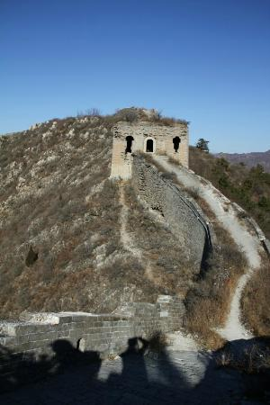 Baiyangyu Great Wall : Baiyangyu