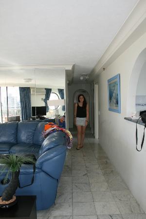 BreakFree Acapulco: hallway