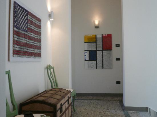 Lucca in Villa Elisa