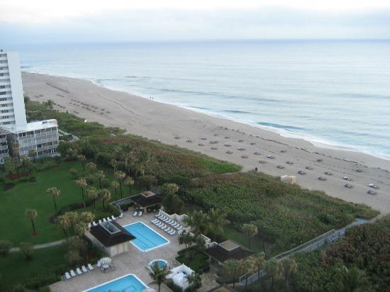 Marriott's Oceana Palms: View from our suite