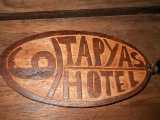 Mt. Tapyas Hotel: the key...