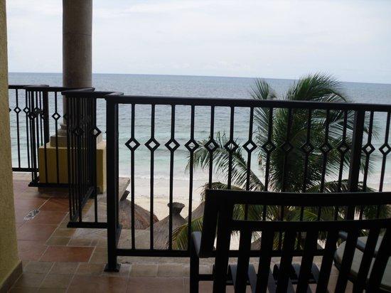 Hotel Marina El Cid Spa & Beach Resort : Master Balcony Area!