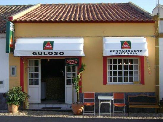 Pizzaria Guloso: Cosy little restaurant