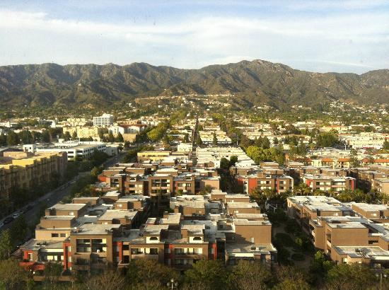 Holiday Inn Burbank: View