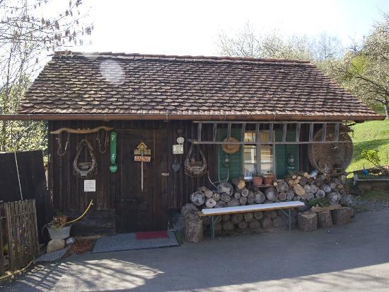 Landhaus FühlDichWohl: Sauna