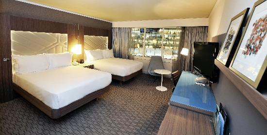 Hilton Double Double Deluxe room