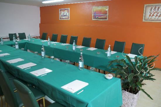 Felix Hotel: Sala riunioni