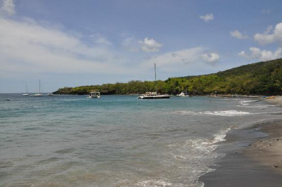 Island Divers: Beach and one dive site