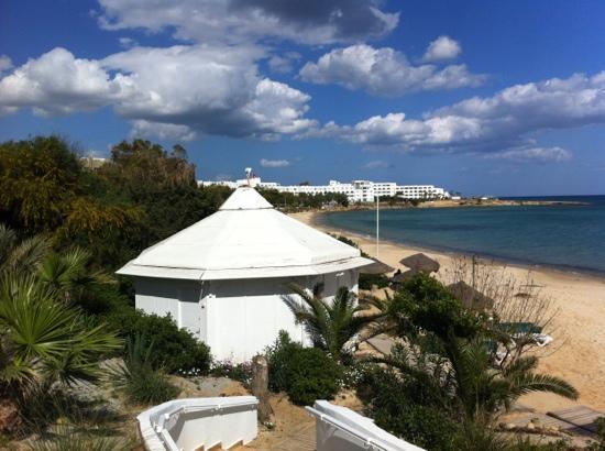 Aziza Residence Thalasso Golf: beach