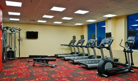 Courtyard Ottawa East: 24 Hour Fitness Centre - Free