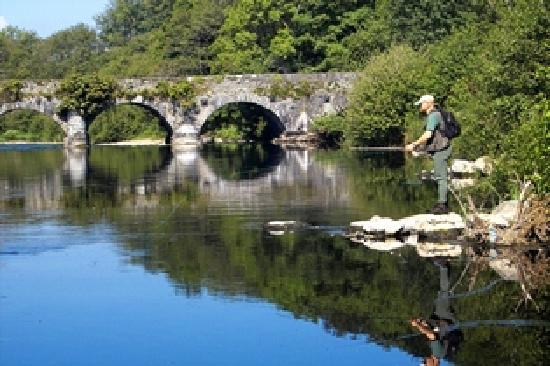 The Dunloe: Complimentary Fishing on River Laune